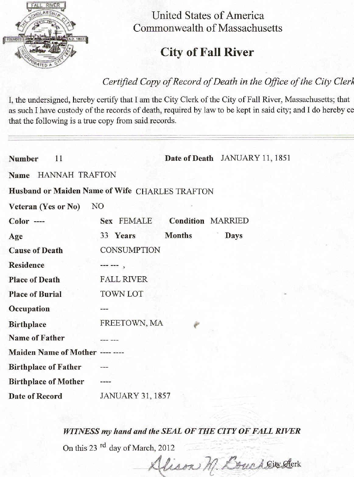 Find Fall River Birth Records